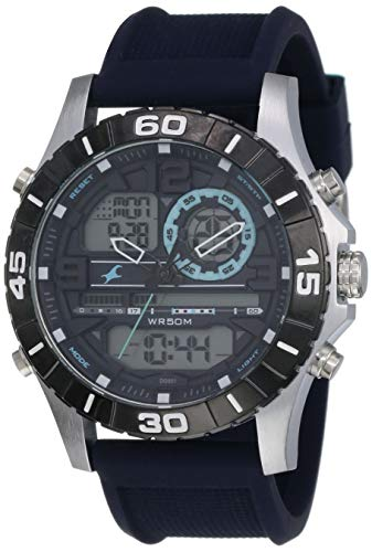 Fastrack Analog Blue Dial Men's Stylish Watches