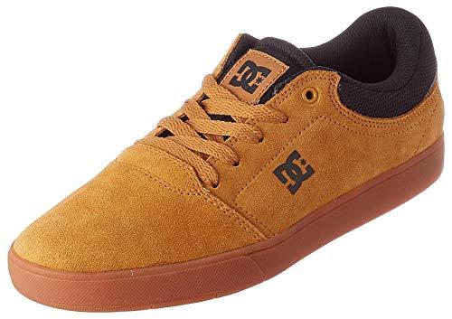 DC Shoes Crisis, Zapatillas Hombre, Wheat/Black, 40 EU