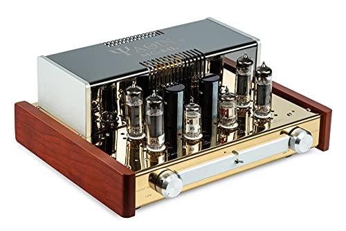 Yaqin MC-84L Amplificatore stereo a valvole integrato, Potenza 12Wx2,Tubi 6P14x4pcs 12AX7Bx2pcs
