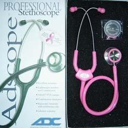 ADC 603PBCA Adscope 603 Pink Ribbon Stethoscope