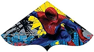 Skydelta 52 Inch Wide Spiderman Poly Kite
