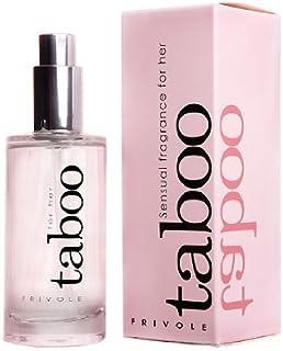 RUF Perfume con FEROMONAS para Mujer Taboo FRIVOLE