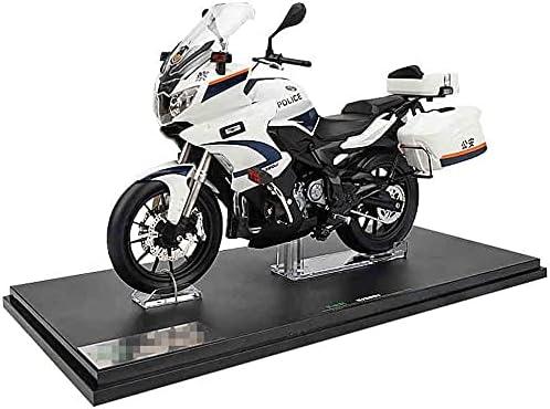 M-zen 1 12 Arlington Mall Police Motorcycle Model M BJ300J Car Fashion Qianjiang
