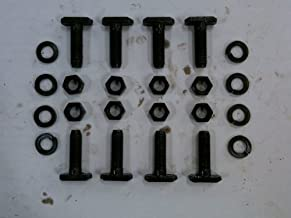 T-Bolts w/Nuts & Washers for Ford 8