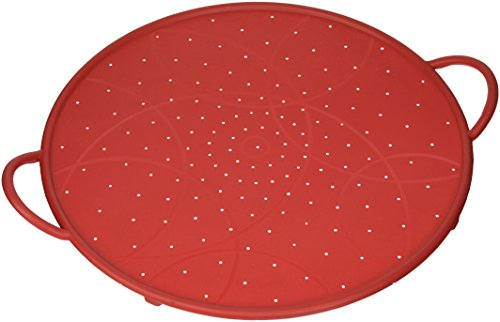 Kuhn Rikon Splatter Guard, Large, Red