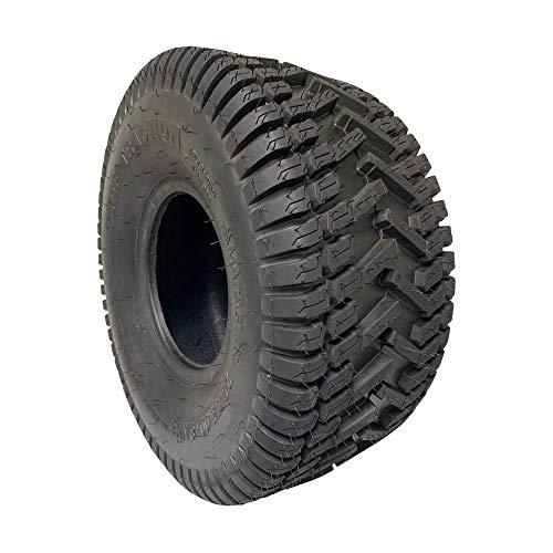 MARASTAR 20808-TO Turf Traction 20x8.00-8 4PR Hinterreifen nur für Aufsitzmäher, schwarz