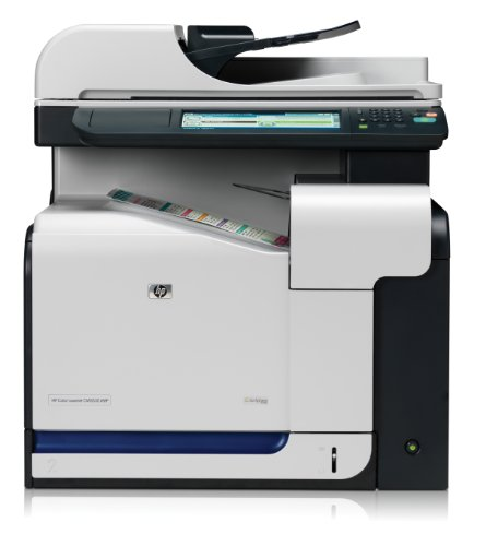 HP LaserJet Impresora multifuncional HP Color LaserJet CM3530 - Impresora multifunción (Laser,...