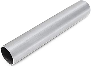 0.065 Wall Thickness HPS AJ300-350 6061 T6 Aluminum Joiner Tubing with Bead Roll 16 Gauge 3.5 OD 3 Length