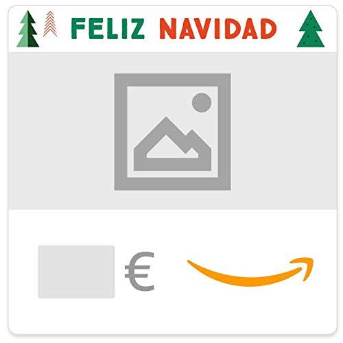 Cheque Regalo de Amazon.es - E-Cheque Regalo - Personalizado - Arbol de navidad