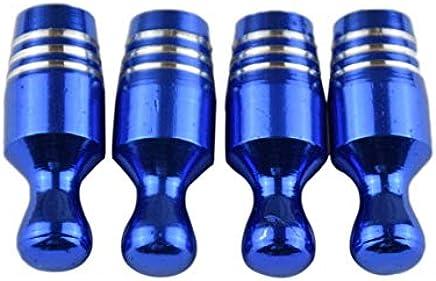 Elviray 4pcs /Écrou Hexagonal de Roue en Alliage daluminium avec goupilles de moyeu dentra/înement 12mm Adaptateur pour /écrou de Blocage RC Voiture Accessoires en m/étal pour Voiture 4RM RC