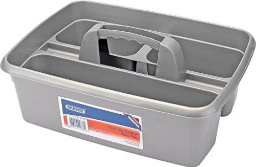 Draper 24776 - Bandeja organizadora para productos de limpieza con asa