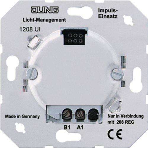 Jung 1208UI Impuls-Geber