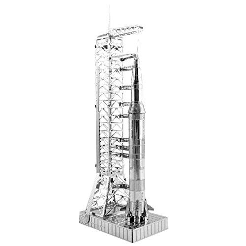 Fascinations - Metal Earth - Apollo Saturn V Rocket de la NASA (MMS167)
