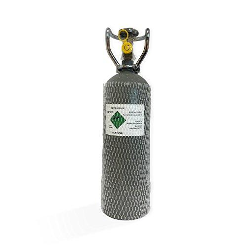 Gasflasche KOHLENSÄURE gefüllt mit 2 kg Co2