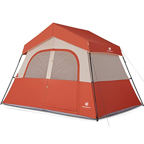 HIKERGARDEN 6-Person Camping Tent