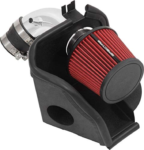 Spectre Performance Air Intake Kit: High Performance, Desgined to Increase Horsepower and Torque: Fits 2006-2011 HONDA (Civic) SPE-9076