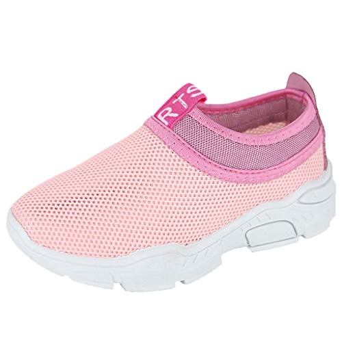 Kids Sneakers Funny Cats Love Fishbone Printed Casual Easy Walk Shoe Ultra Breathable Mesh Sport Running Shoes for Girls Boys