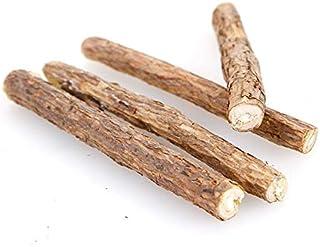 Mumoo Bear Cat Catnip Sticks Cat Chew Sticks Dental Cleaning for Cats Organic Silver Vine Dental Treats Molar Chew Toy Olf...