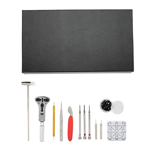 Watch Back Case Abridor Kit de herramientas Reparación de relojes, para principiantes