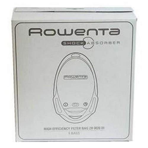 Bolsita de bolsas de microfibra Rowenta referencia: zr002601para Pieces aspirador limpiador pequeño Electromenager Rowenta