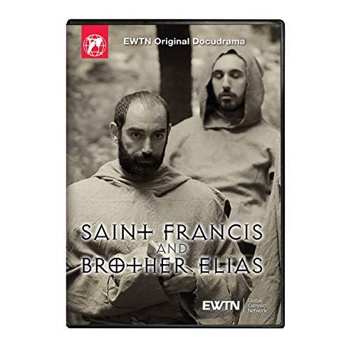 Saint Francis and Brother Elias - EWTN Religious Catalogue