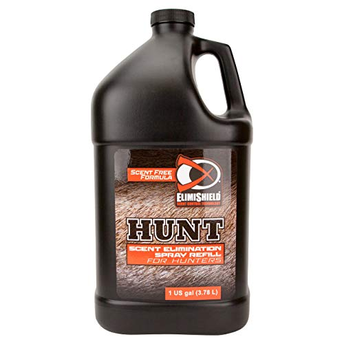 Bryson Industries Elimishield Hunt Scent Elimination Spray for Hunters, 1-Gallon