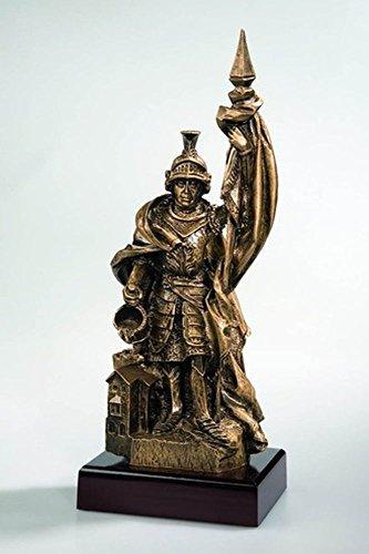 RaRu Feuerwehr-Figur St. Florian mit Ihrer Wunschgravur