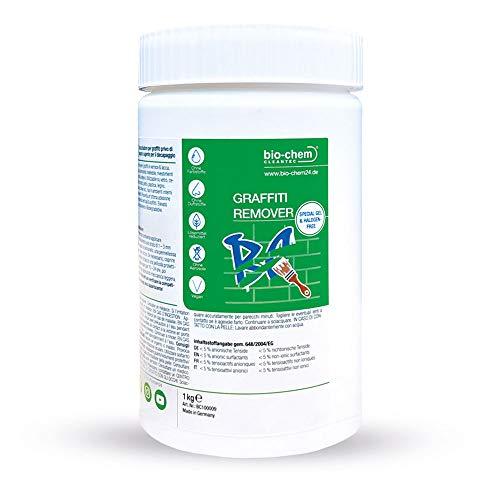 bio-chem Graffiti-Entferner Remover Abbeizer (1 kg)