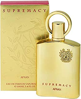 Supremacy Gold by Afnan 3.4 oz Eau De Parfum Spray (Unisex)