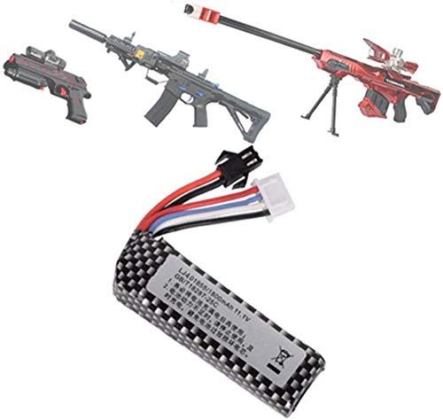 Pistola de agua 11,1 v 1800 mAh 1 Uds 25C 401855 batería...
