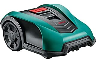 Bosch Indego 400 Connect 06008B0101 Elektrischer Rasenmäher-Roboter, kabellos, Mulchfunktion, Schnitt 19 cm (B07334FPZD) | Amazon price tracker / tracking, Amazon price history charts, Amazon price watches, Amazon price drop alerts