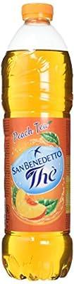 San Benedetto Eistee Pfirsich 1,5L (Packung mit 6)