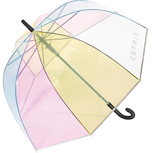 Esprit paraplu Long AC Domeshape Rainbow