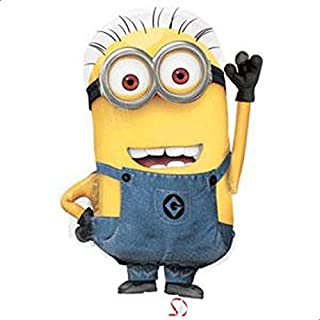 Despicable Me Minions SuperShape Foil Balloons 16 x 25in
