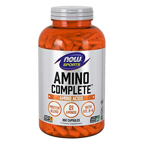 NOW Sports Nutrition, Amino CompleteTM with...