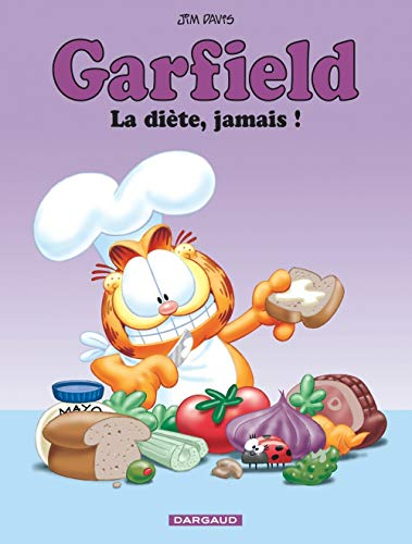 Garfield - tome 7 - La diète, jamais !