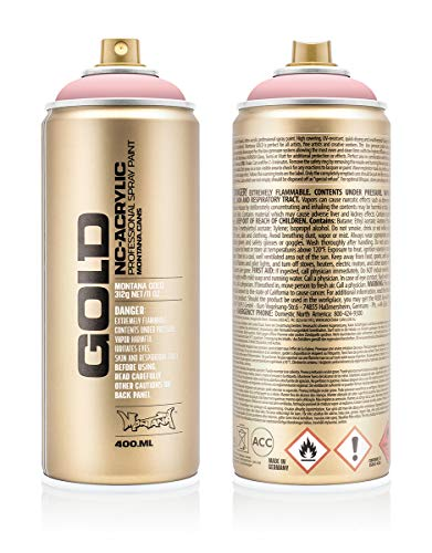 Montana Cans Montana GOLD 400 ml Color, Lychee Spray Paint