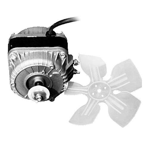 styleinside Motor del Condensador del Ventilador De Refrigeración del Refrigerador del Congelador 25W / 40W para Weiguang YZF10-20