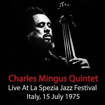 Live At La Spezia Jazz Festival (Italy, 15 July 1975)