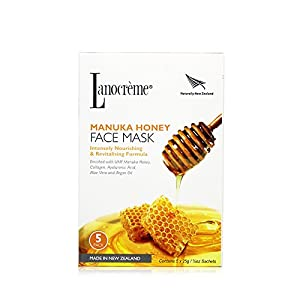 Lanocreme Manuka Honey Face Mask review