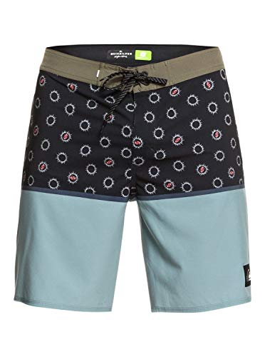 "Quiksilver Highline Division 19"" - Board Shorts - Boardshorts - Männer"