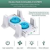 Zoom IMG-1 fastsnail supporto di raffreddamento per