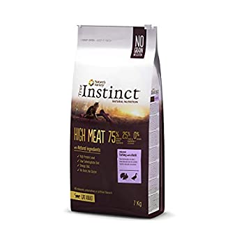 True Instinct High Meat Adulte Nourriture pour Chat Dinde Désossée 7 kg