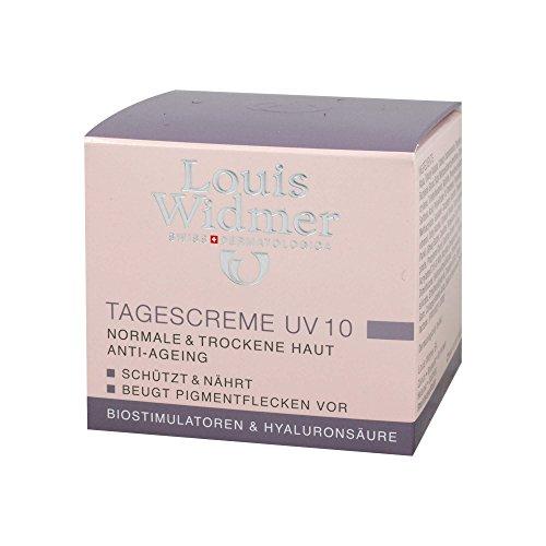 Louis Widmer Tagescreme Uv10 Leicht Parfümiert, 134 G