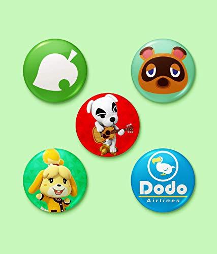 Animal Crossing Pin Pack