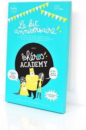 Kit anniversaire  héros académie