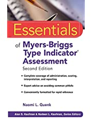 Essentials of Myers-Briggs Type Indicator Assessment: 66