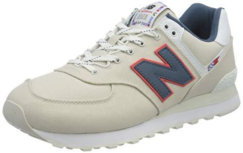 New Balance Mens ML574SOM_44,5 sneakers, beige