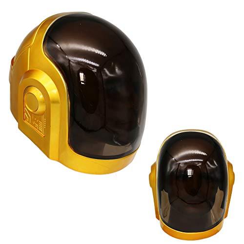 Xcoser Daft Punk Mask Helmet 1:1 Cosplay Props Replica Thomas Bangalter Helmet