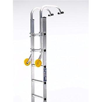 Youngman 313340 - Escalera para áticos (tamaño: 2.3-3 Metres): Amazon.es: Bricolaje y herramientas